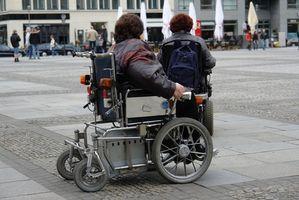 Cómo medir una rampa para sillas de ruedas