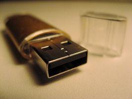 Cómo quitar los dispositivos de almacenamiento