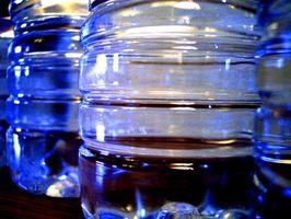 Medidas para conservar el agua
