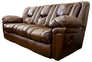 ¿Qué utilizar cuando se trata de coser la costura de un sofá de cuero