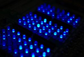 Información de iluminación de LED