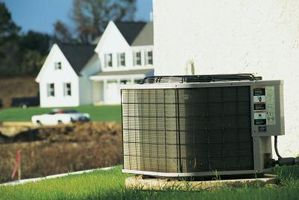 Cableado de condensador de aire acondicionado
