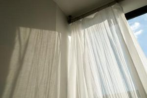 Ideas de cortina para una guarida