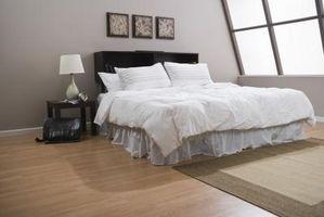 Como barato y simplemente decorar un dormitorio