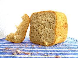 Instrucciones para una máquina de pan Breadman TR444