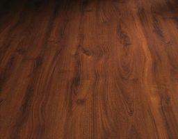 Cómo hacer los gabinetes aspecto madera de cerezo