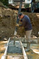 ¿Cuánta agua se necesita para hacer 380 metros cúbicos de hormigón?