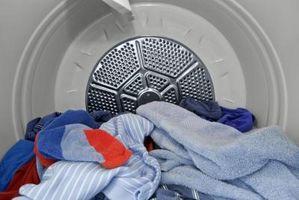 Cómo quitar la parte superior de la 110.64972300 secadora Kenmore