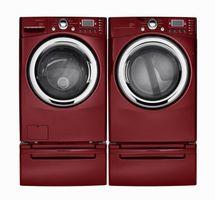 Presión de agua de lavadora
