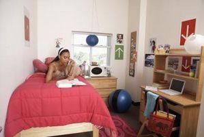 Lindo dormitorio Ideas para las niñas de Colegio