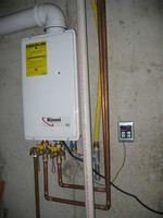 ¿Cómo reducir su factura eléctrica usando un calentador de agua sin tanque?