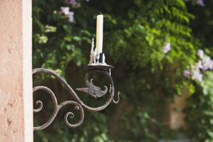 Ideas para un país francés Front Porch