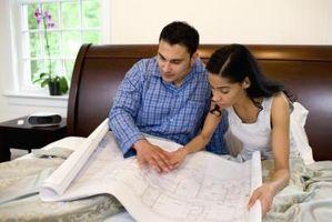 Cómo hacer una adición a una casa dividida-entrada