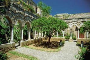 Como paisaje para una casa de estilo italiana