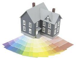 Como pintar en las paredes que parecen de Windows