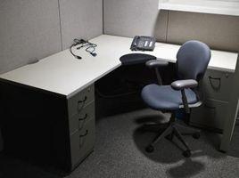 Cómo coser una funda para una silla de oficina