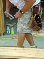 Herramientas carpintería a medida perpendicular