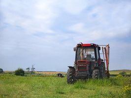 Tipos de implementos de Tractor