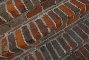 ¿Puede poner ladrillo sobre escaleras de hormigón?