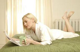Ideas para el dormitorio de una chica adolescente con amarillo y gris