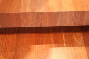 Diferencia entre Ingeniería de madera dura y laminados