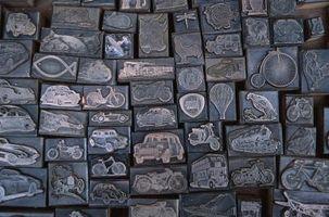 Cómo decorar con sellos de pared
