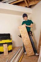 ¿Cómo reparar sub-suelo