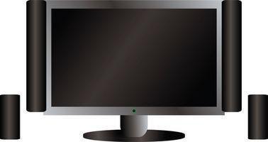 TV LCD de reciclaje