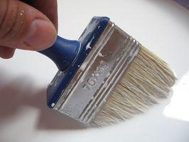 Comparación de aceite y pintura de látex