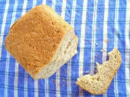 Instrucciones de máquina de pan de Kenmore