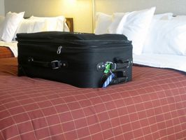 Cómo construir un soporte de equipaje
