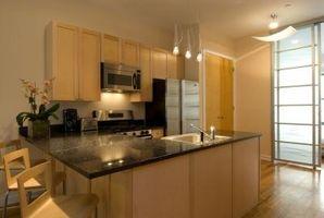 Actualización de los gabinetes de cocina