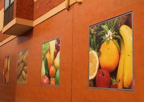 Cómo imprimir mi foto como un Mural de pared