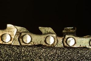 Manera fácil de poner la cadena de una motosierra Remington