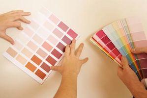 Ideas de decoración de color