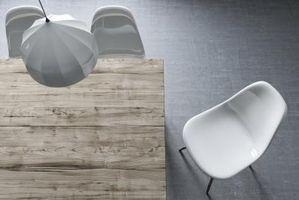 ¿Cuál es la mejor madera de calidad para los muebles?