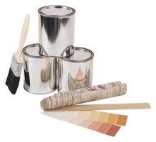Pintar habitaciones interiores con Rust-Oleum en invierno