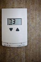 Cómo cambiar un termostato de horno