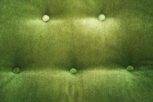 Cómo calcular para un sofá de tela de tapicería