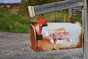 Cómo pintar algo para hacerla aspecto oxidado