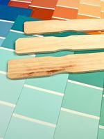 Técnicas de pintura de la pared de acento
