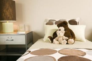 Bricolaje dormitorio decoración para niños