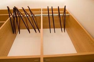 Cómo diseñar un armario