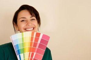 Cómo cubrir la pintura gris