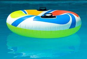 Cómo Refinish un tobogán de piscina