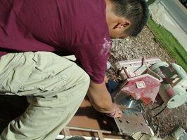 Cómo solucionar las encimeras de azulejos rotos