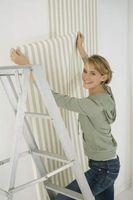 Ideas para las paredes de rayas