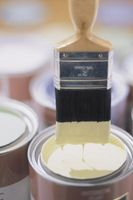 ¿Puedes pintar sobre poliuretano a base de agua?