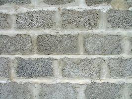 Cómo construir los cimientos de bloques de hormigón