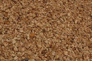 Cómo acelerar la descomposición de astillas de corteza y madera de árboles viejos